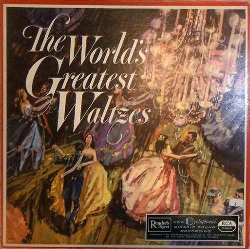 Bild The Vienna State Opera Orchestra* - The World's Greatest Waltzes (3xLP, Album, Mono + Box) Schallplatten Ankauf