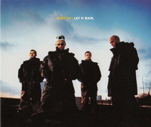 Cover East 17 - Let It Rain (CD, Single) Schallplatten Ankauf