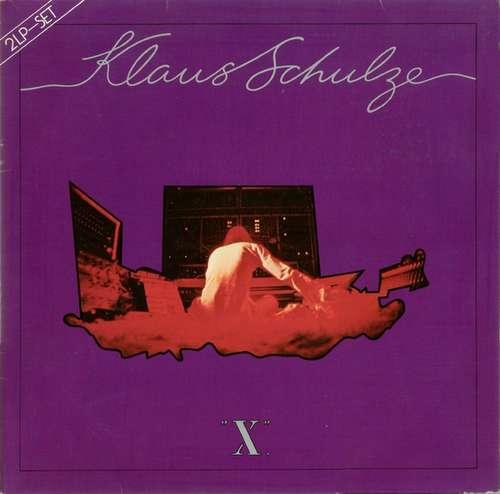 Cover Klaus Schulze - X (2xLP, Album) Schallplatten Ankauf