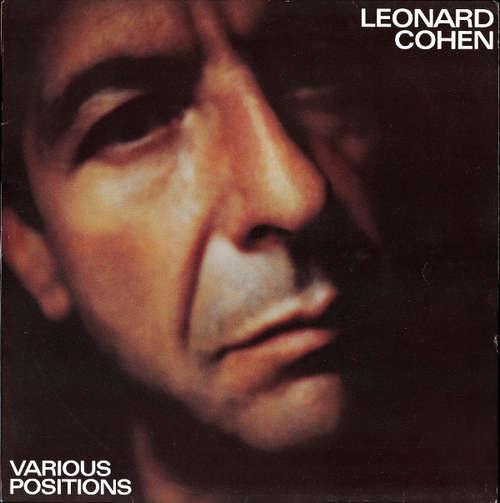 Bild Leonard Cohen - Various Positions (LP, Album) Schallplatten Ankauf