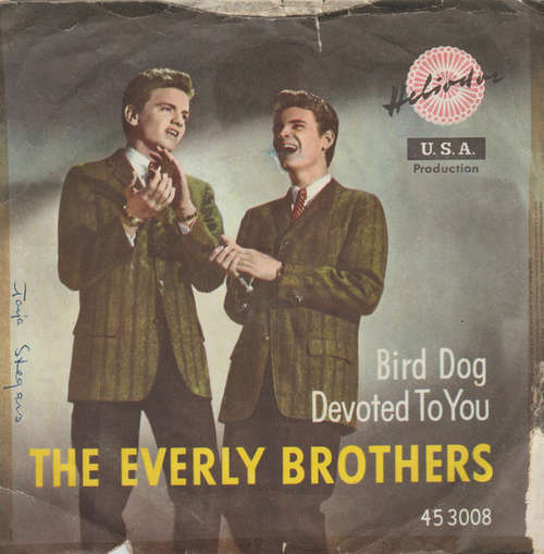 Bild The Everly Brothers* - Devoted To You / Bird Dog (7, Single, Mono) Schallplatten Ankauf