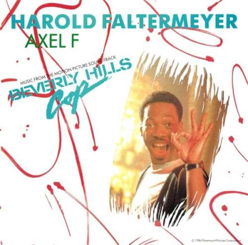 Bild Harold Faltermeyer - Axel F (12, Single) Schallplatten Ankauf