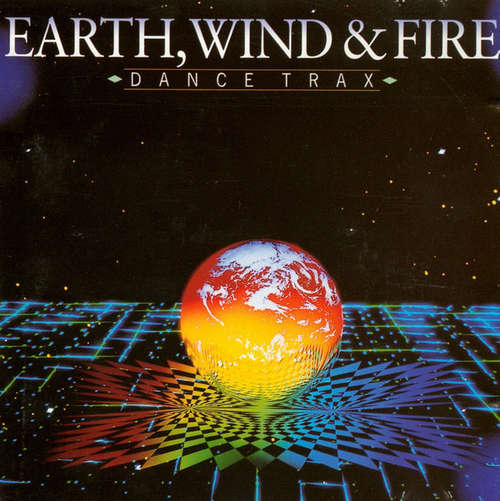 Cover zu Earth, Wind & Fire - Dance Trax (LP, Comp) Schallplatten Ankauf