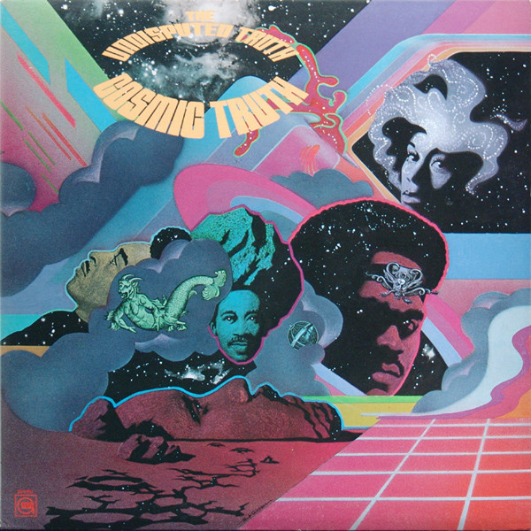 Cover The Undisputed Truth* - Cosmic Truth (LP, Album, Gat) Schallplatten Ankauf