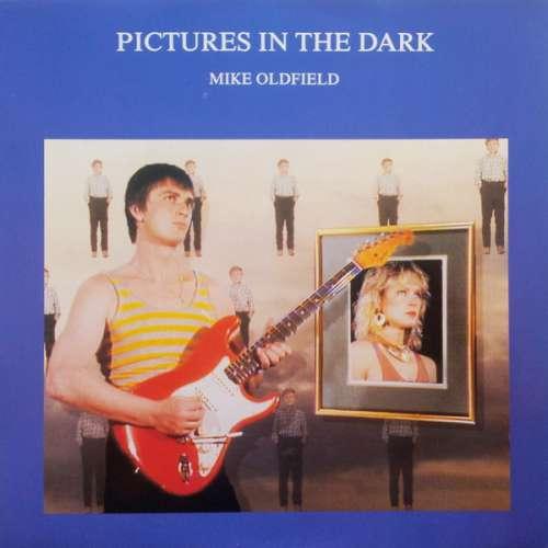 Bild Mike Oldfield - Pictures In The Dark (12, Single) Schallplatten Ankauf