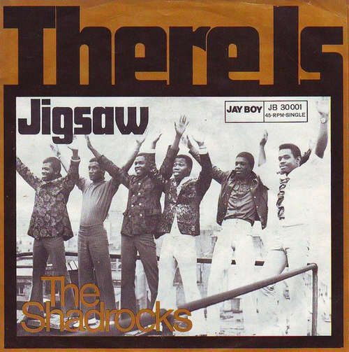 Cover The Shadrocks Featuring Little John (5) - There Is (7, Sin) Schallplatten Ankauf