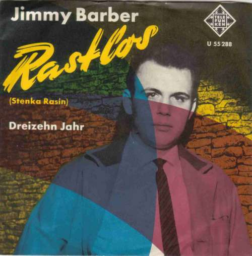Bild Jimmy Barber - Rastlos (Stenka Rasin) (7, Single) Schallplatten Ankauf
