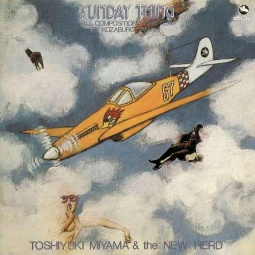Cover Toshiyuki Miyama & The New Herd - Sunday Thing (LP, Album) Schallplatten Ankauf