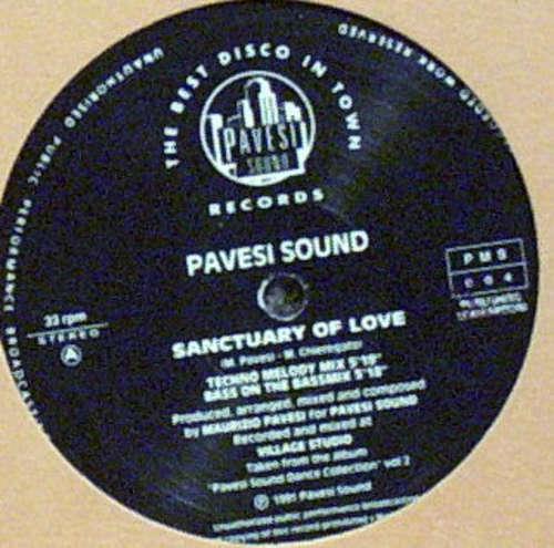 Bild Pavesi Sound - Sanctuary Of Love (12) Schallplatten Ankauf