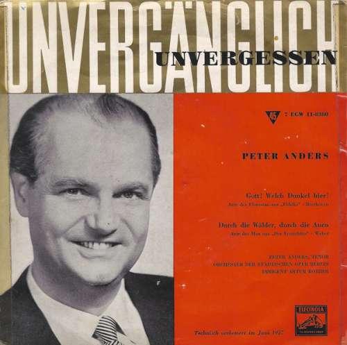 Bild Peter Anders (2) - Peter Anders (7) Schallplatten Ankauf