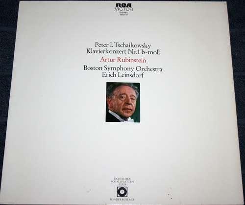 Bild Tschaikowsky* - Arthur Rubinstein, Erich Leinsdorf, Boston Symphony Orchestra - Konzert Für Klavier Und Orchester Nr. 1 B-Moll (LP, Club) Schallplatten Ankauf