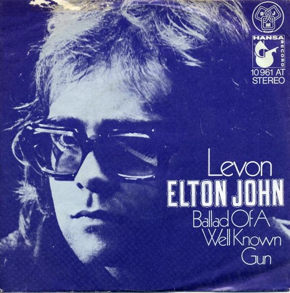 Bild Elton John - Levon (7, Single) Schallplatten Ankauf