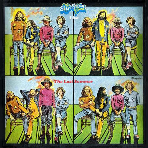 Bild The Siegel-Schwall Band - Live - The Last Summer (LP, Album, RE) Schallplatten Ankauf