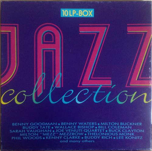 Cover Various - Jazz Collection (10xLP, Comp + Box) Schallplatten Ankauf