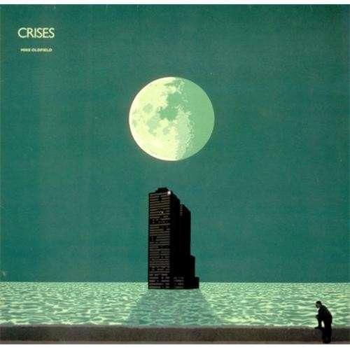 Bild Mike Oldfield - Crises (LP, Album, RP) Schallplatten Ankauf