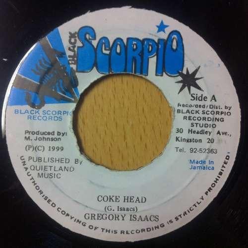 Bild Gregory Isaacs / General Tree* - Coke Head / Mr. Smooth (7) Schallplatten Ankauf