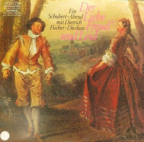 Bild Schubert*, Dietrich Fischer-Dieskau - Der Liebe Freud' Und Leid (Ein Schubert-Abend Mit Dietrich Fischer-Dieskau) (LP) Schallplatten Ankauf