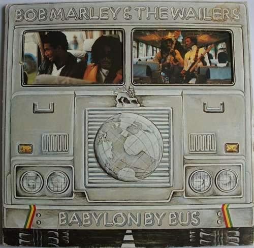 Cover Bob Marley & The Wailers - Babylon By Bus (2xLP, Album) Schallplatten Ankauf