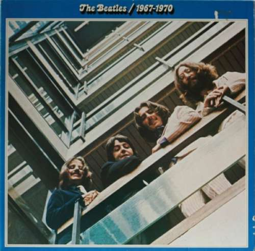 Cover The Beatles - 1967-1970 (2xLP, Comp) Schallplatten Ankauf
