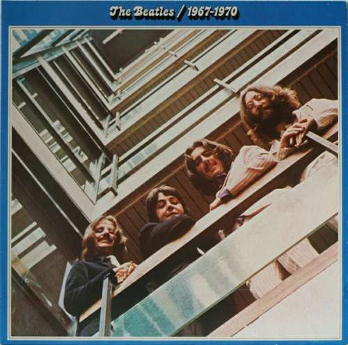Cover The Beatles - 1967-1970 (2xLP, Comp, Cir) Schallplatten Ankauf