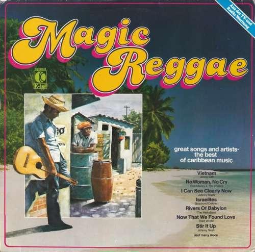 Cover Various - Magic Reggae (LP, Comp) Schallplatten Ankauf