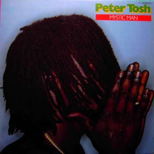 Cover Peter Tosh - Mystic Man (LP, Album) Schallplatten Ankauf
