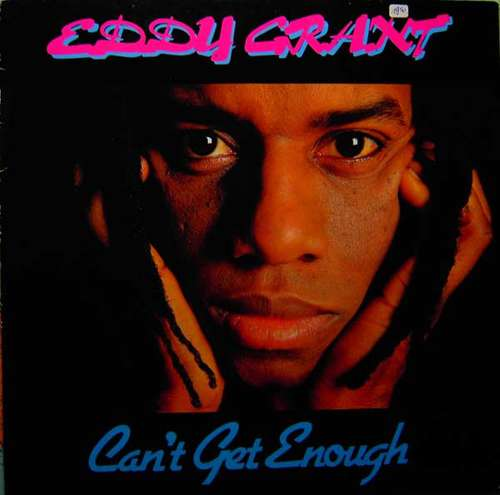 Cover Eddy Grant - Can't Get Enough (LP, Album) Schallplatten Ankauf