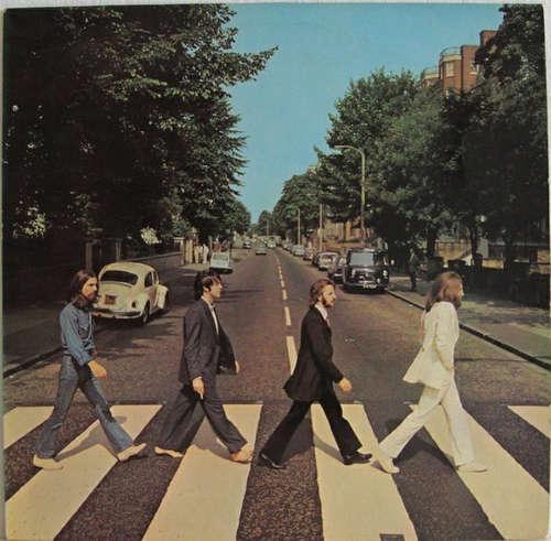 Cover zu The Beatles - Abbey Road (LP, Album, RE) Schallplatten Ankauf