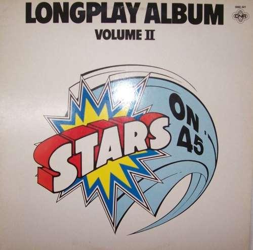 Cover zu Stars On 45 - Longplay Album Volume II (LP, Album) Schallplatten Ankauf