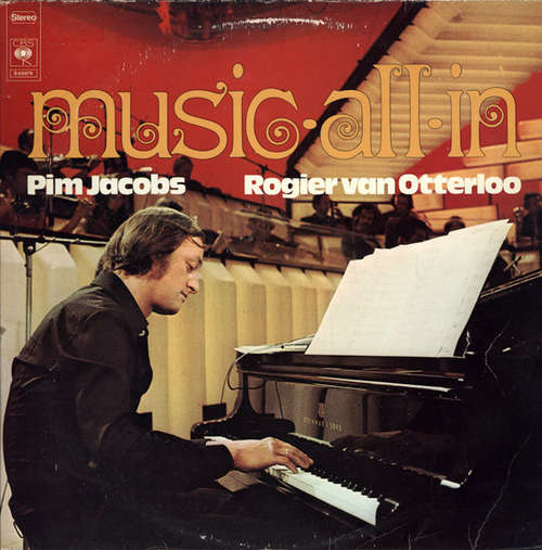 Bild Pim Jacobs / Rogier Van Otterloo - Music-All-In (LP, Album) Schallplatten Ankauf
