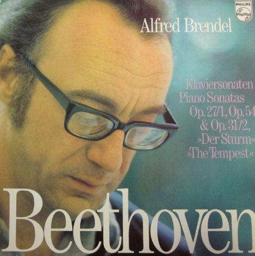 Bild Ludwig van Beethoven, Alfred Brendel - Klaviersonaten Piano Sonatas 13, 22, 17 Der Sturm, Tempest (LP) Schallplatten Ankauf