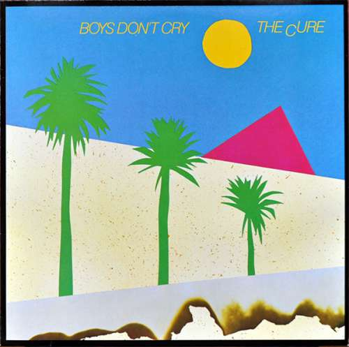 Cover The Cure - Boys Don't Cry (LP, Album) Schallplatten Ankauf