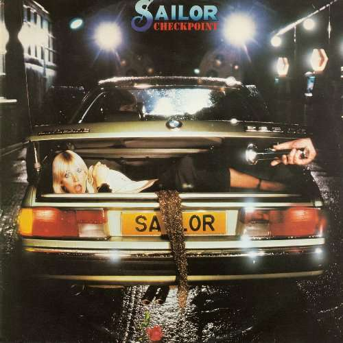 Bild Sailor - Checkpoint (LP, Album) Schallplatten Ankauf