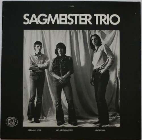 Cover zu Sagmeister Trio - Sagmeister Trio (LP, Album) Schallplatten Ankauf