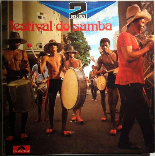 Cover Various - Festival Do Samba (2xLP, Comp) Schallplatten Ankauf