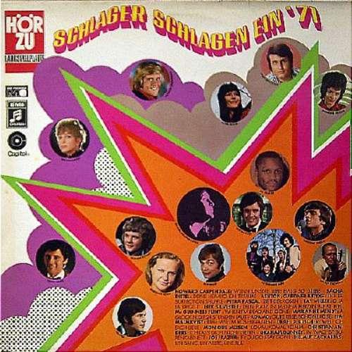 Bild Various - Schlager Schlagen Ein '71 (LP, Comp) Schallplatten Ankauf