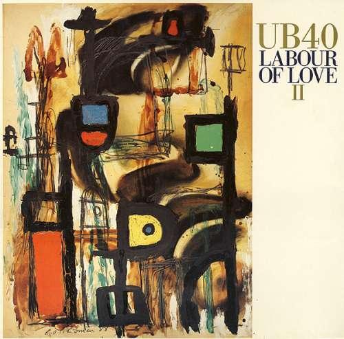 Cover UB40 - Labour Of Love II (LP, Album) Schallplatten Ankauf