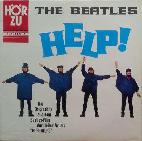 Cover zu The Beatles - Help! (LP, Album, Li) Schallplatten Ankauf