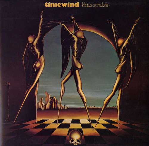 Cover Klaus Schulze - Timewind (LP, Album, Gat) Schallplatten Ankauf
