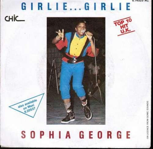 Cover Sophia George - Girlie ... Girlie (7, Single) Schallplatten Ankauf