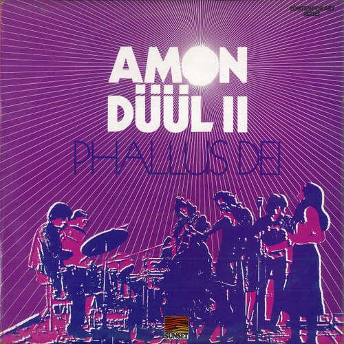 Cover Amon Düül II - Phallus Dei (LP, Album, RE) Schallplatten Ankauf
