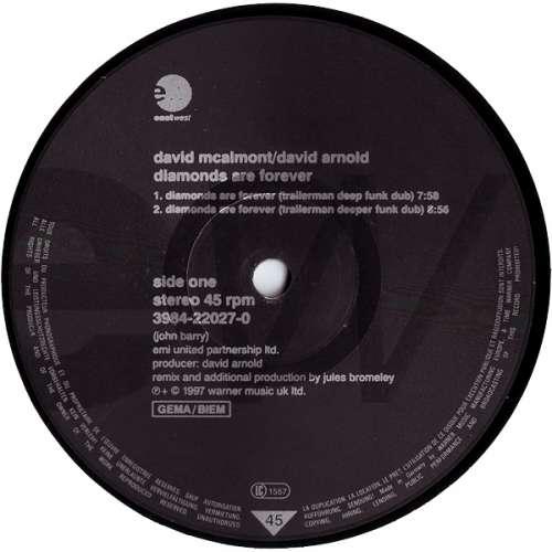 Bild David Arnold - Diamonds Are Forever (12) Schallplatten Ankauf
