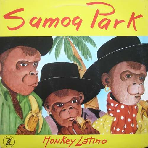Bild Samoa Park - Monkey Latino (12) Schallplatten Ankauf