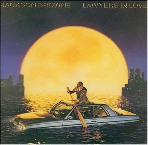 Cover Jackson Browne - Lawyers In Love (LP, Album) Schallplatten Ankauf