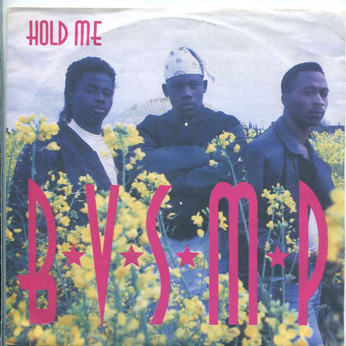 Cover B.V.S.M.P. - Hold Me (7, Single) Schallplatten Ankauf