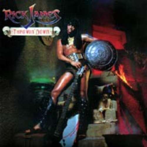 Bild Rick James - Throwin' Down (LP, Album) Schallplatten Ankauf