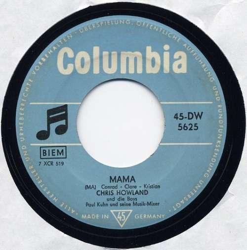 Cover Chris Howland Und Die Boys* - Mama (7, Single) Schallplatten Ankauf