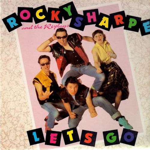 Bild Rocky Sharpe & The Replays - Let's Go (LP, Album) Schallplatten Ankauf