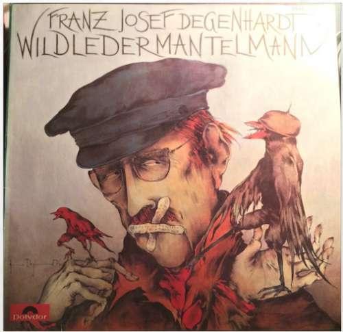 Bild Franz Josef Degenhardt - Wildledermantelmann (LP, Album) Schallplatten Ankauf