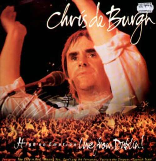 Bild Chris de Burgh - High On Emotion: Live From Dublin! (2xLP, Album, Comp, Gat) Schallplatten Ankauf